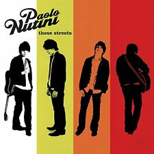 Paolo Nutini - These Streets (CD 2006) NEW/SEALED