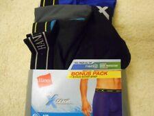 "Hanes® Men's Ultimate X-Temp Air 4-Pack Boxer Briefs ""FreshIq &Tagless & Cool"""