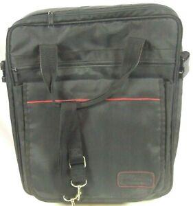 Vargas Suit Carry On Garment Bag for Travel & Business Trips with Shoulder Strap