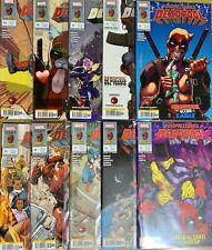DEADPOOL #110/#119 - Marvel Panini Comics NUOVI