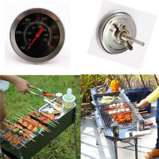 BBQ Grill Thermometer Temp Gauge Outdoor Camping Cook Food Tool Barbecue