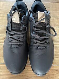 ECCO S-Hybrid Men's Golf Shoes Waterproof Dark Grey Size EU 44 UK 9.5/10
