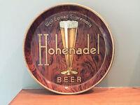 Very Rare Vintage 1930's Hohenadel Beer Tray
