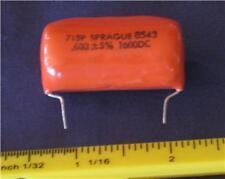 .022uF 1000vdc Film Capacitor BP226L0223K  Thomson Polypropylene 50 pcs