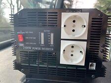 Inverter 24v 220v 2500w 5000w