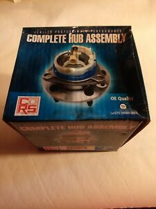 Rear Left/Right Wheel Hub Bearing Assembly for 2006-2002 Nissan Altima w/5 Lug