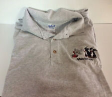 Bernese Mountain Dog Polo embroidered - Berner Fan Club size Xl