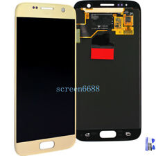 Pour Samsung Galaxy S7 G930F G930 écran LCD Vitre Tactile Touch Screen Gold+tool