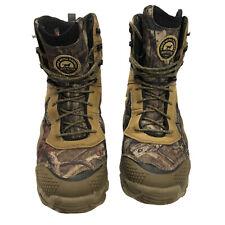 Red Wing Irish Setter Hunting Boots Camo Vaprtrek Primaloft 2874 Mens Size 9.5