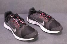 Sb121 nike downshifter 8 cortos calzado deportivo talla 36,5 negro rosa zapatillas