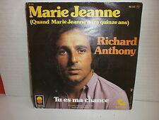 RICHARD ANTHONY Marie jeanne 46102