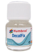 Humbrol AC6134 Water Based Decalfix For Fixing Decals 28ml Glass Bottle T48 Post
