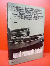 SILORI : NUOVI RACCONTI ITALIANI 2-1963 NUOVA ACCADEMIA