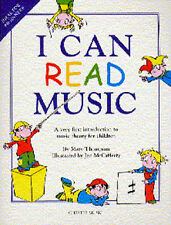 I Can Read Music Learn to Play Beginner Easy Introduction to Lesson Theory Book