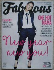 Emma Willis - Fabulous Magazine – 3 January 2016