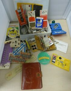 Selection Sewing Kits, Needles ,Hook n Eyes + More Some Vintage E13