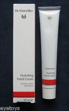 Dr. Hauschka Hydrating Hand Cream  50ml/1.7 fl oz German Import exp. 4/2019
