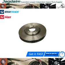 New Jaguar S-Type 3.0 Front Brake Disc Rotor Left Or Right C2C25335