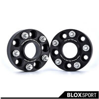"2Pcs 5x114.3 5x4.5"" CB70.5 Thick 35mm Wheel Spacers Adapter for Ford Mustang New"