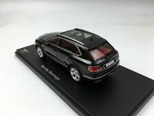 KYOSHO #5621NX - SCALA 1/43 - BENTLEY BENTAYGA (Onyx)