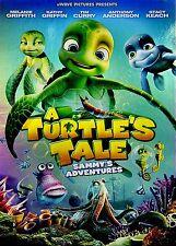 NEW CHILDREN  DVD // A TURTLE'S TALE - SAMMY'S ADVENTURES - 86min