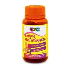PEDIAKID Multivitamin Gummies - 14 Vitamins & Minerals - 60pcs