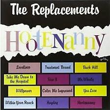 """New Music Record The Replacements """"Hootenanny"""" LP"""