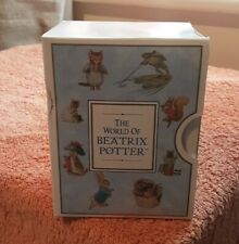 The Pie & The Patty-Pan ,The World of Beatrix Potter 1998,Frederick Warne & Co