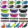 Unisex Sport Waist Bum Bag Fanny Pack Running Jogging Belt Pouch Zip Wallet Bags