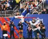 New York Giants Odell Beckham Jr autographed 8x10 photo RP