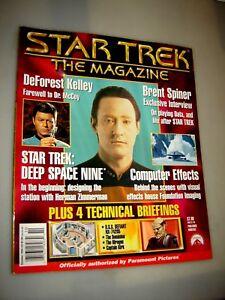 Star Trek The Magazine #Vol. 1 #6 October 1999 MINT