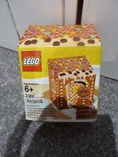 Rare Lego Gingerbread Man collectible Mini figure 5005156 brand new in box