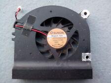 SUNON CPU MAGLEV FAN GC054509VH-8A 5V 0.8W LAPTOP FUJITSU SIEMENS AMILO L7300