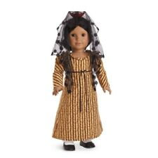 American Girl Josefina HOLIDAY OUTFIT dress shoes socks mantilla retired NO doll