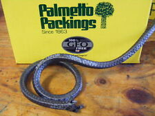 "Stern Gland Packing .Pump Gland Packing . Premium GFO Fibre . 1/8"" x 18"" long"