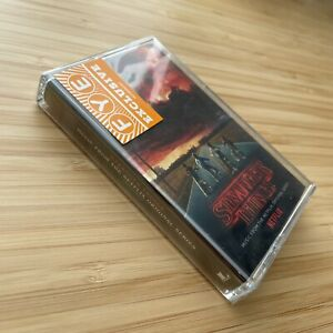 Stranger Things (Music from the Netflix Original Series) Cassette FYE Exclusive
