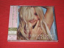 ELLIE GOULDING DELIRIUM 22 TRACKS  JAPAN CD