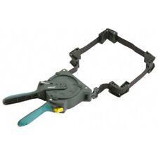 Wolfcraft 3681000 5m Einhand Gürtel Klemme mit 4 flexiblen Spannbacken
