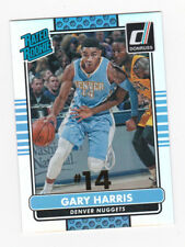 Gary Harris   2014-15 Panini Donruss Rated Rookie Jersey Number  #228 SP 14/14