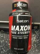 iSatori MAXON PURE STRENGTH Increase Power ATP Muscle Growth Blood Flow 84 caps
