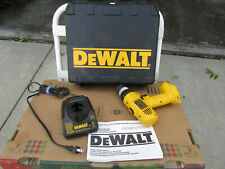 DeWalt #DW927 12V Cordless Drill In Hard Case with Charger -Clean - No Batteries