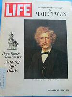 LIFE December 20 1968 Mark Twain Saturn V Rocket Getting By On $20,000 a year