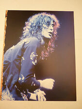 Jimmy Page Led Zeppelin Guitarist 12x9 Coffee Table Book Photo Page