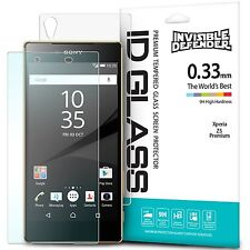 Sony Xperia Z5 Premium Screen Protector Ringke Invisible Defender Tempered Glass