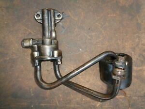 Ford Tractor 601-641-801-841-861 engine Oil Pump & Lines