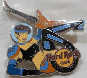 Harte Rock Cafe Indianapolis Gen Con Sci- Fi Mädchen 0.3m13 Pin