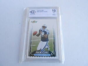 BCCG 10 2006 VINCE YOUNG QB TITANS #340 SCORE football card ROOKIE