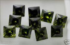 85.80 CT Cubic Zircon 10Pcs 10.07x9.94x5.77MM A+++ Quality WholesaleLot Gem W142