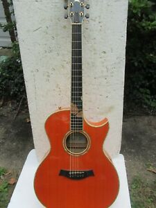 TAYLOR DOYLE DYKES DDSM-LTD SIGNATURE GUITAR, 2003, CASE, ONLY 72 MADE
