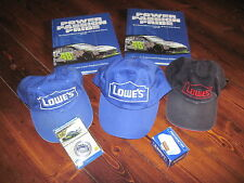 Jimmie Johnson Lowe's Collectible Memorabilia Swag Hendricks NASCAR Champion JJ